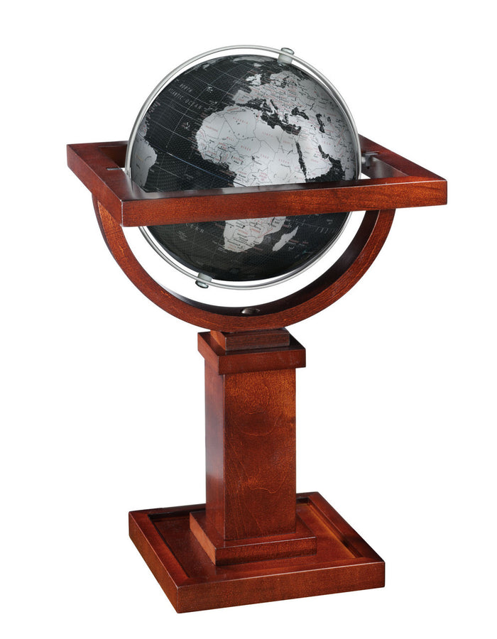 Mini-Wright inspired by Frank Lloyd Wright 6 Inch Desk World Globe By Replogle Globes