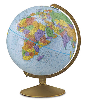 Explorer 12 Inch Desktop World Globe By Replogle Globes