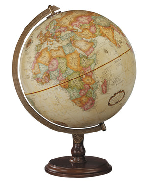 Lenox 16 Inch Desktop World Globe By Replogle Globes
