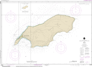 NOAA Nautical Chart 81063: Commonwealth of the Northern Mariana Islands Rota