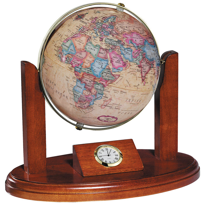 Executive 6 Inch Desktop World Globe By Replogle Globes