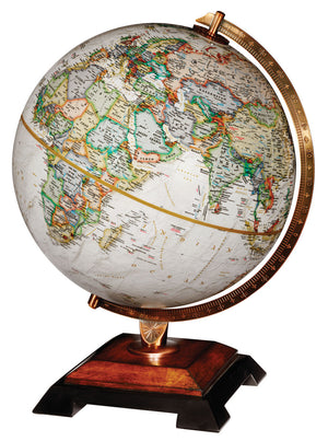 Bingham 12 Inch Desk World Globe By National Geographic