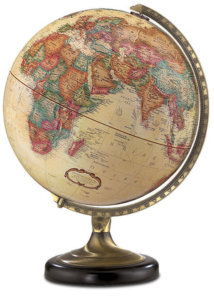 Sierra 16 Inch Desktop World Globe By Replogle Globes