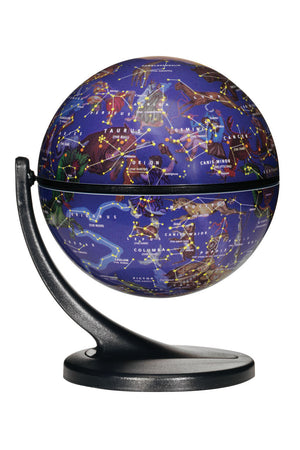 Wonder Globe Celestial 4.3 Inch Desktop World Globe By Replogle Globes