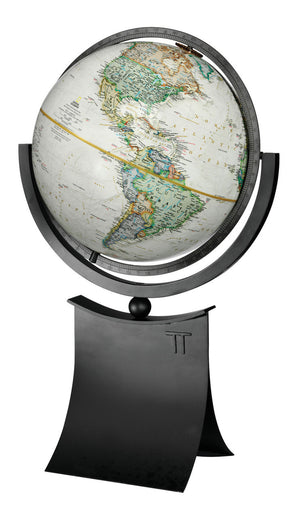 Phoenix II 12 Inch Desk World Globe By National Geographic