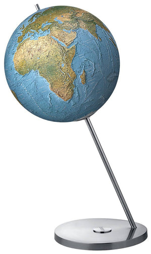 Munich Physical Illuminated 26 Inch Floor World Globe By Columbus Globes