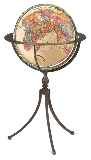 Marin 16 Inch Floor World Globe By Replogle Globes