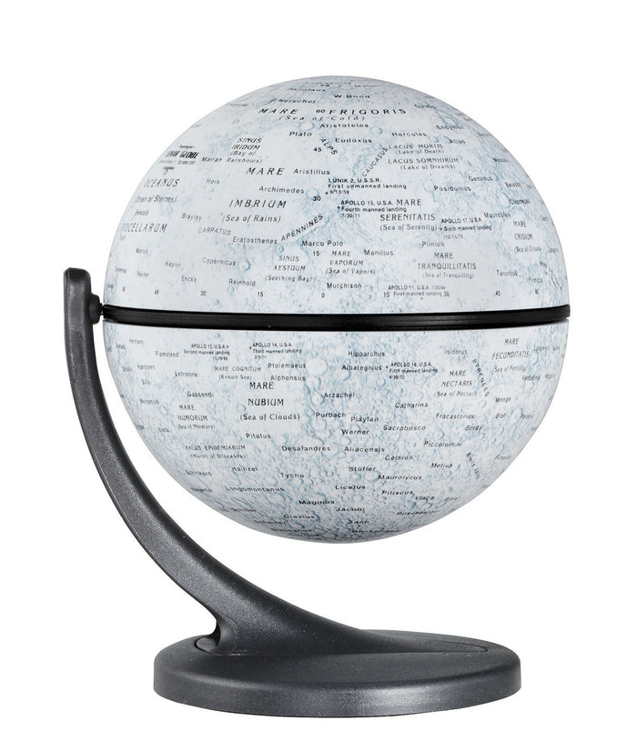 Wonder Moon 4.3 Inch Desktop World Globe By Replogle Globes