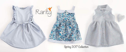 Rarity Fashion Spring 2017 Collection