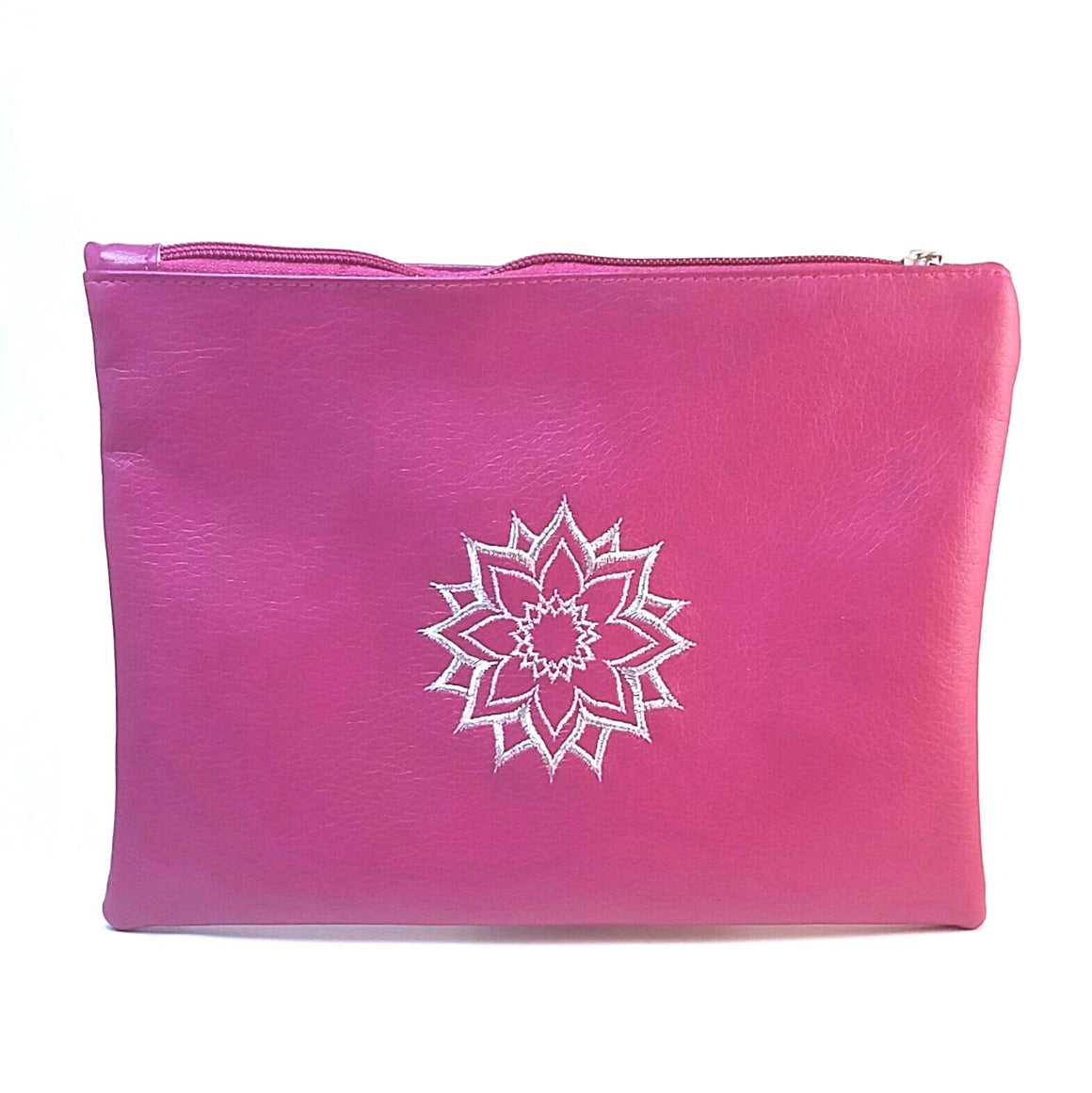 Rosé Artisanal Make Up Bag