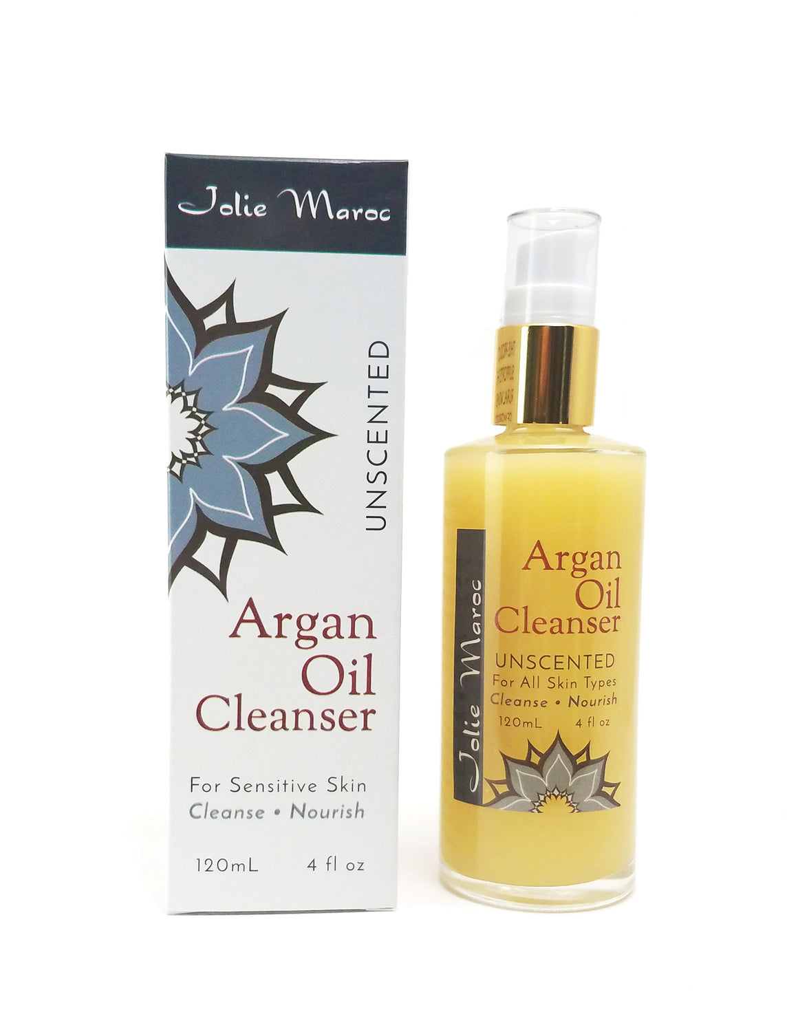 Argan Oil Cleanser - Unscented