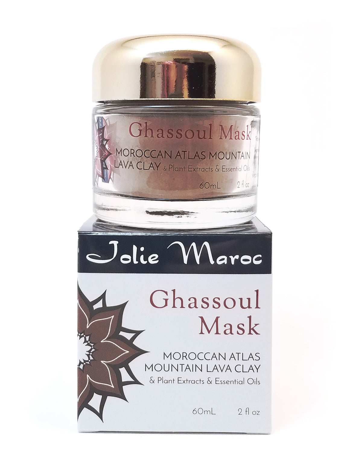 Ghassoul Mask