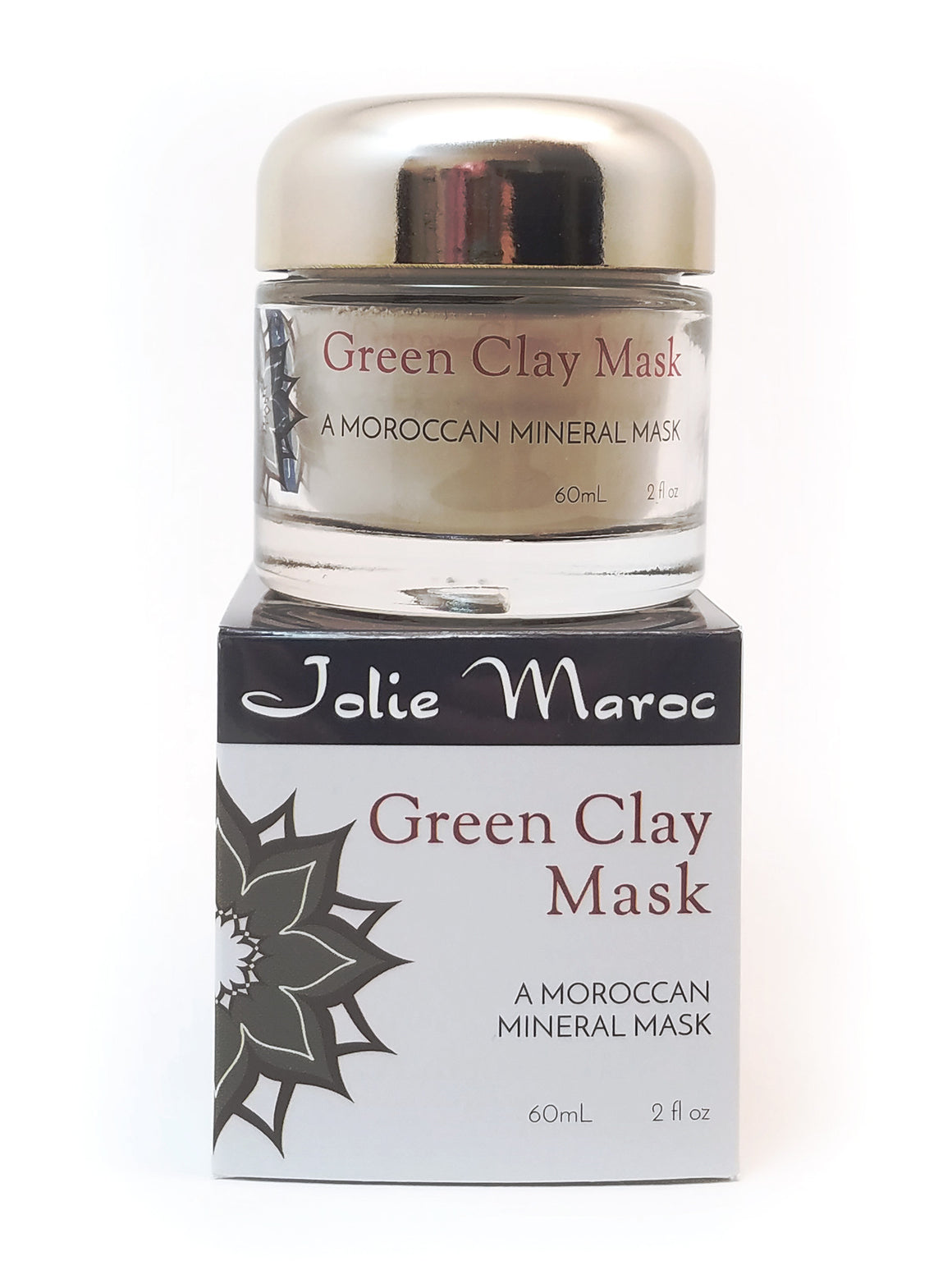 Moroccan Green Clay Mask