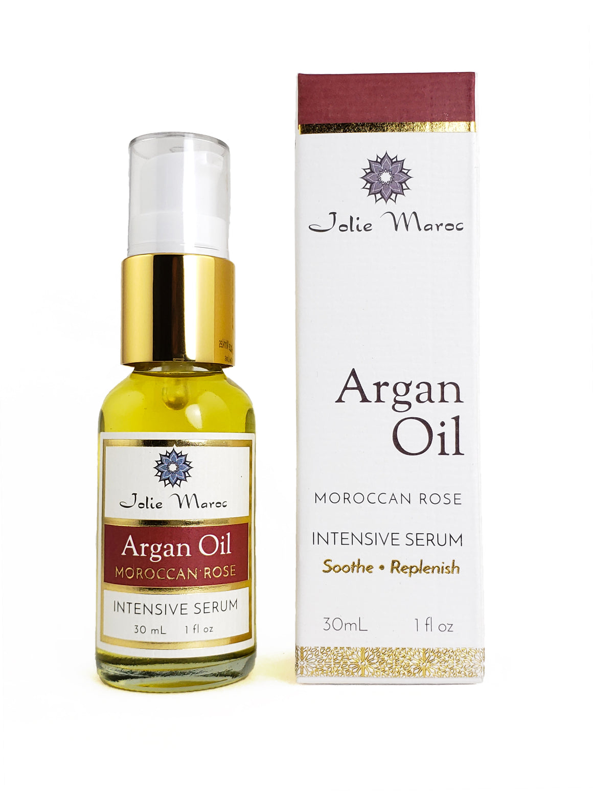 Moroccan Rose Argan Oil