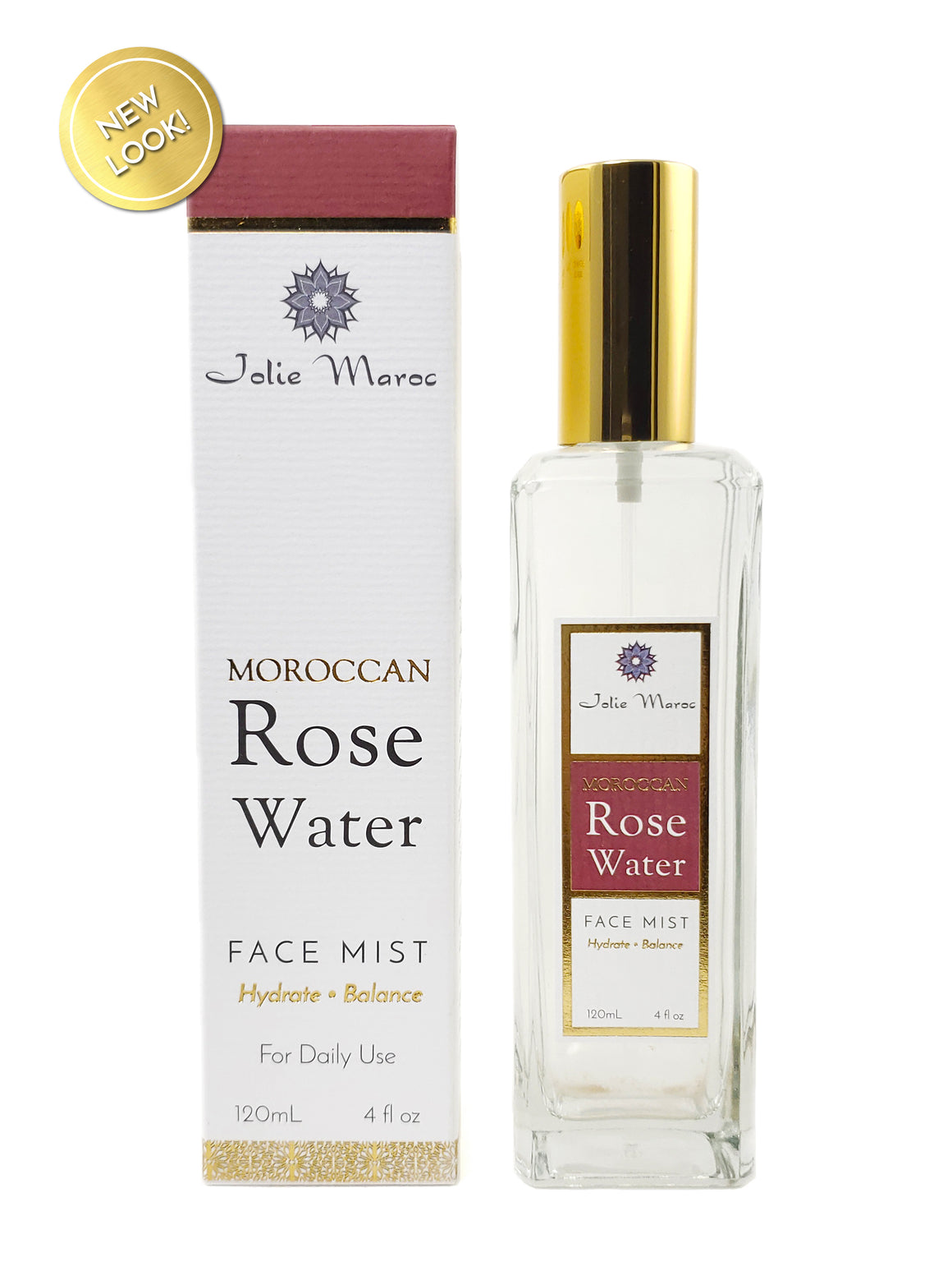 Rose Water Face Mist