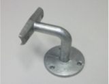 DDA Compliant Handrail Bracket Key Clamp 42.4mm
