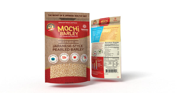 Mochi Barley Sample (3.5 oz)