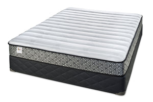 Sealy DRSG I Tight Top Firm Mattress Set