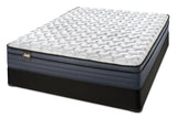 Sealy Northscape Eurotop Firm Mattress Set