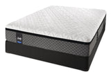 Sealy Ocean Tide Origins 2 Hybrid Firm Mattress Set