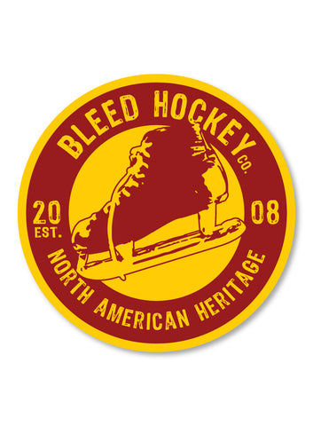 North American Heritage Decal_B