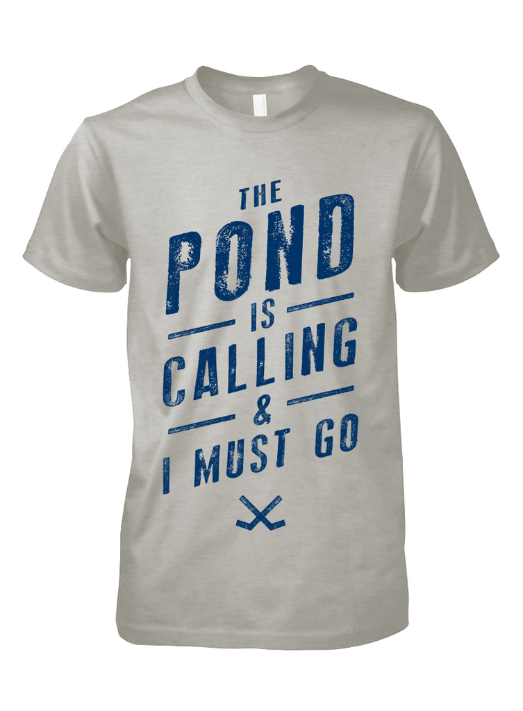 M_Pond is Calling