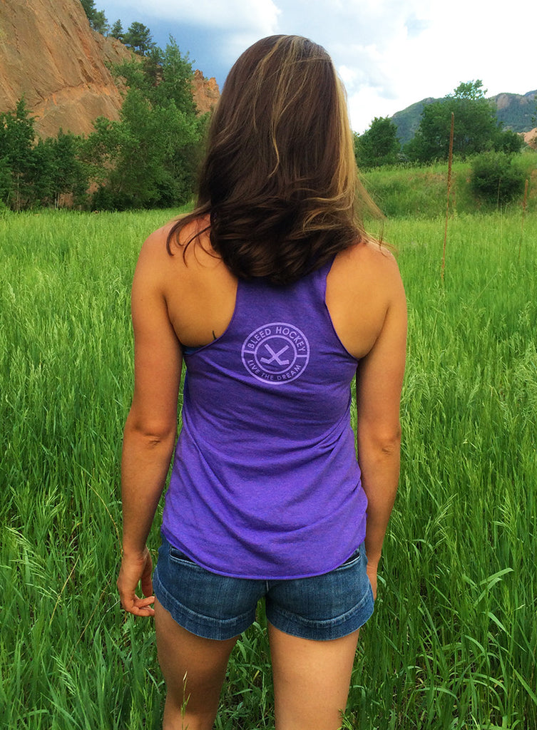 W_Built in the Rockies Racerback-Orchid