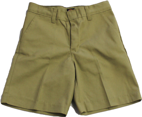 Boys' Khaki Shorts