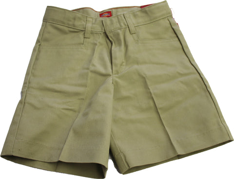 Girls' Khaki Shorts