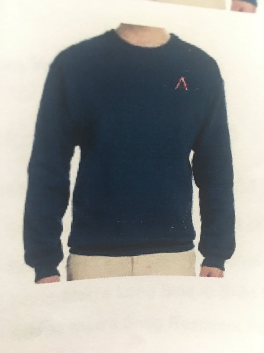 HS Sweatshirt Navy Blue