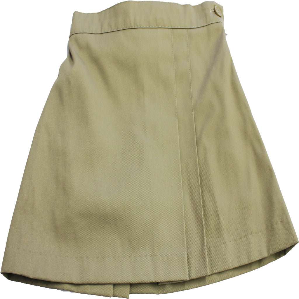 Khaki Tennis Skirt