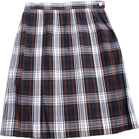 Plaid Dress Skirt