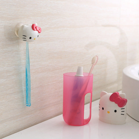 smartypurchase Hello Kitty bathroom accessories