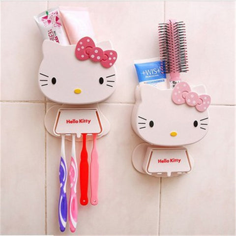 smartypurchase Hello Kitty Bathroom Organizer