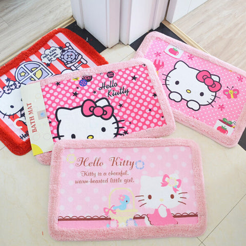 smartypurchase Hello Kitty Child Crawling Mat Bath Anti-slip