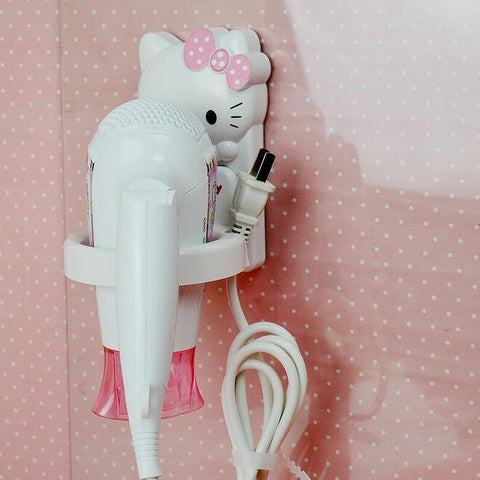 smartypurchase Hello Kitty Hair Dryer Holder