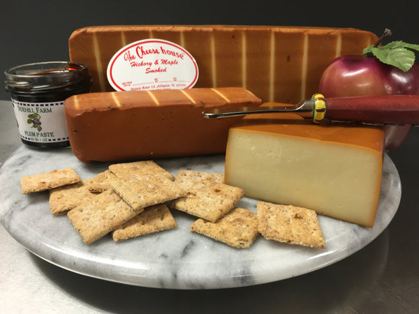 Hickory & Maple Smoked Cheese