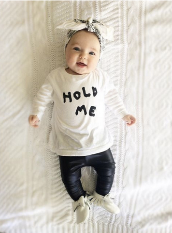 Hold Me Baby Clothing Sets