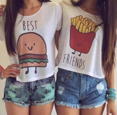 Best friend Shirts SET