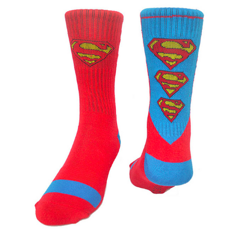 Superman Mens Socks