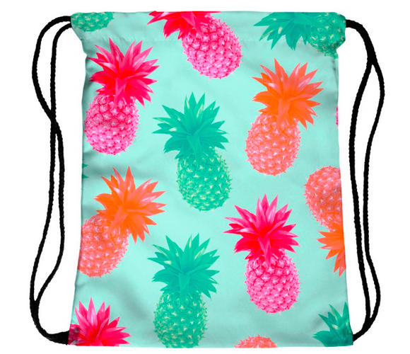 Pineapple Drawstring