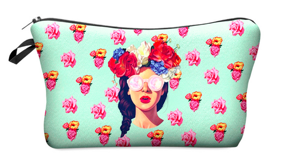 HEADDRESS COSMETIC BAG