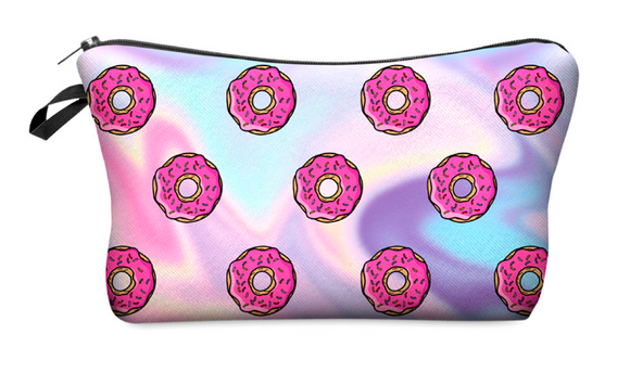 DONUTS COSMETIC BAG