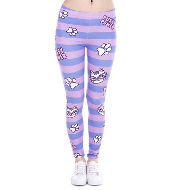 Cats Fitness Leggings