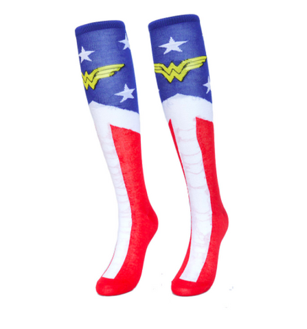 Wonderwoman Knee Socks