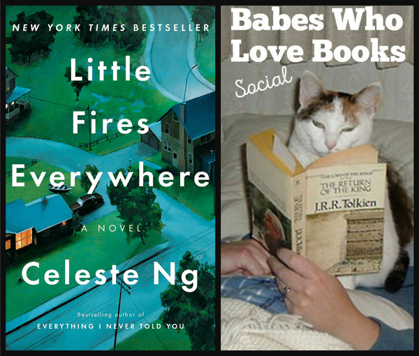 Babes Who Love Books Social July 25!!