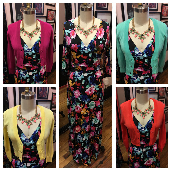 Spring Colours Back in Stock!