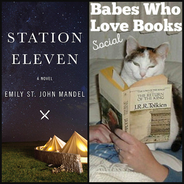 Septembers' Babes Who Love Books!