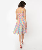 Gingham Everything You've Got Dress