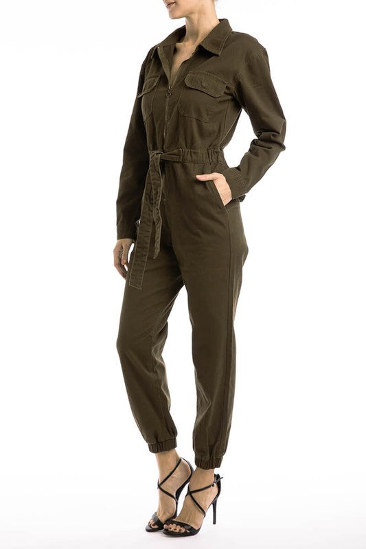 Army Of Babes Utility Jumpsuit